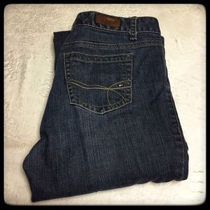 Tommy Hilfiger American Hope bootcut size 10 jeans